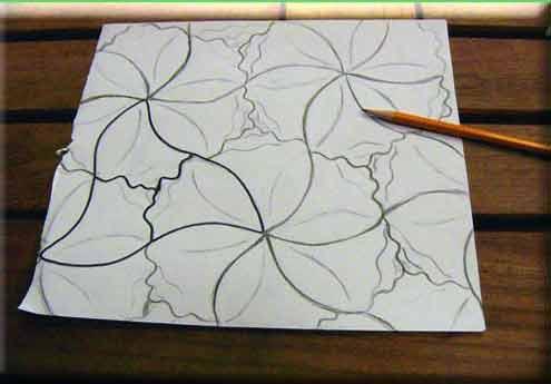 how to make tessellation art