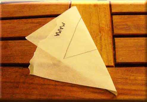 Do it yourself tessellations tracing paper triangle spin do it yourself tessellation project easy paperpencil equilateral triangle spin method solutioingenieria Gallery