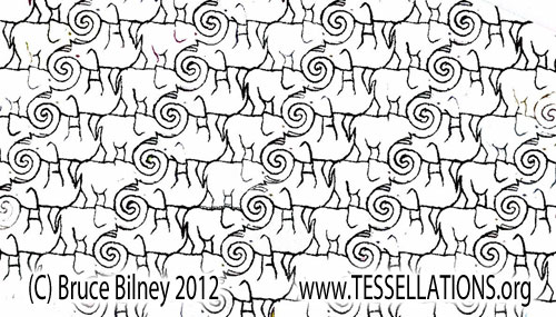 Bruce Bilney 39 s Tessellation of
