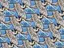 pelicans tessellation art by doctor david