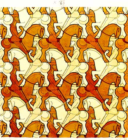 Math Forum: Tessellation Tutorials by Suzanne Alejandre