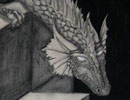 escher-style dragon tessellation art by Areolfos of deviantArt.com