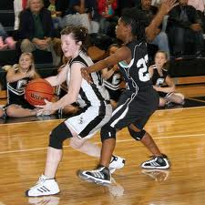 coosa middle school basketball