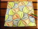 seashell tessellation project